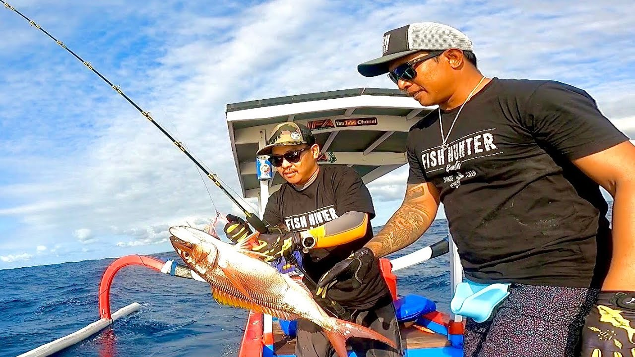Download SERUNYA MANCING JIGGING BERSAMA FANS FHB,SENANG DAPAT BABON   FISH HUNTER BALI❌ALBERT DOANG OFFICIAL