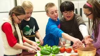 Healthy Eating With The Y: Layered Taco Dip