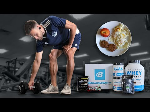 A Typical Day Of Meals, Workouts, Rehab, Supplements, And Mobility From A Pro Footballer