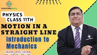 Mechanics Introduction
