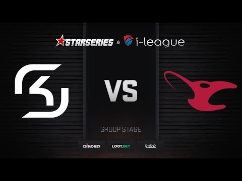 SK Gaming vs mousesports vod