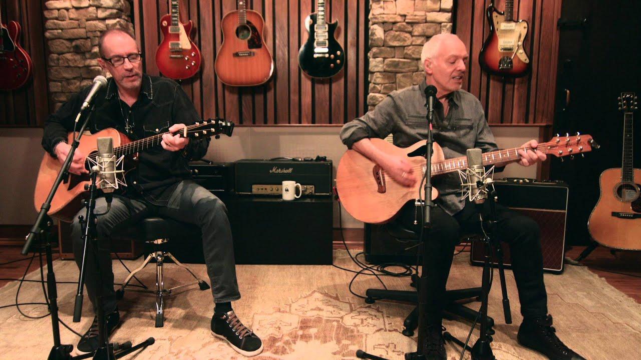 Peter Frampton - Do You Feel Like I Do (Live Acoustic)