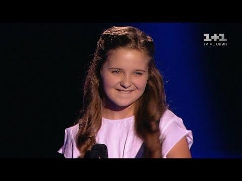 Vladyslava Konovalyuk 'History repeating' – Blind Audition – Voice.Kids – season 4