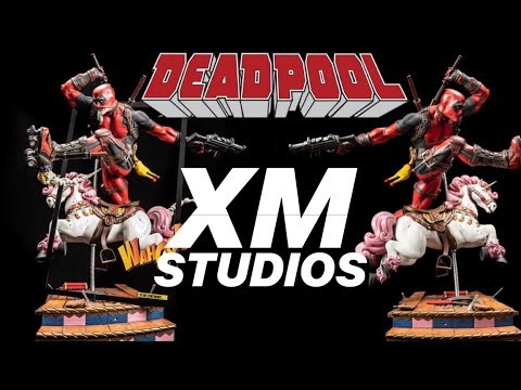 DEADPOOL By XM Studios Pics And Pre Order Details!
