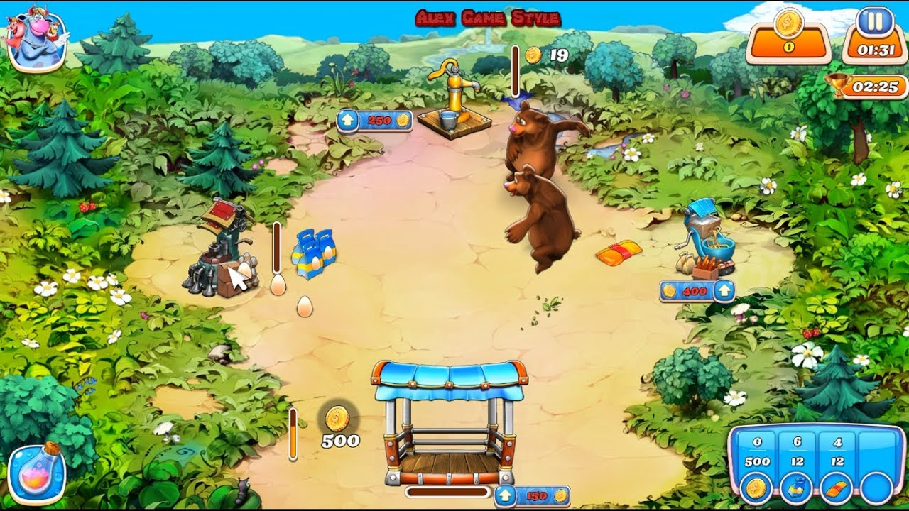 Frenzy Farm 7