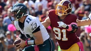 Eagles vs Redskins week 6 2016 Recap - BACK To reality