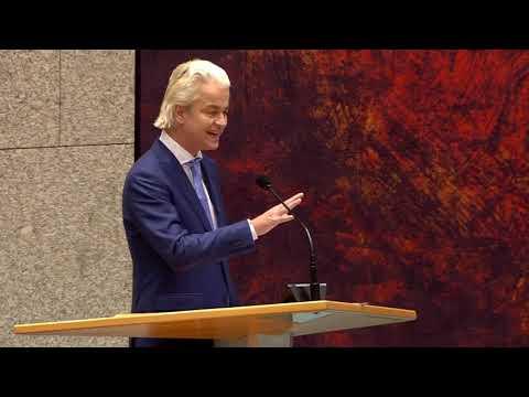 Inbreng Geert Wilders terreurdebat tweede termijn (12-11-2020)