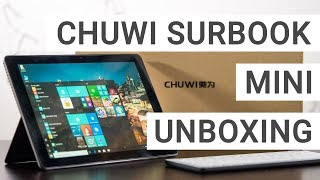 Chuwi SurBook Mini: Surface Clone Unboxing & First Impressions