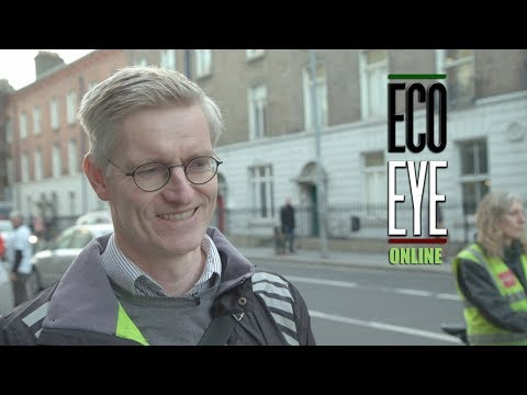 Cycling in Ireland - Ciarán Ferrie Interview IBike Dublin