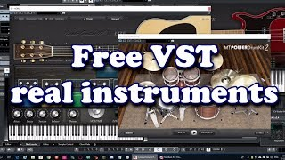 Download Free Realistic Instruments VST (2019) Mp3 and Videos
