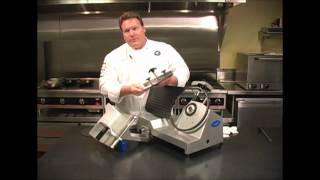 Vollrath Slicers-Cleaning