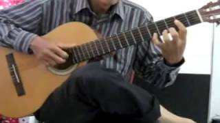 KOLAM SUSU - Indonesia Popular Song - Arr. Solo Guitar - Classical - FingerStyle - Accoustic Guitar