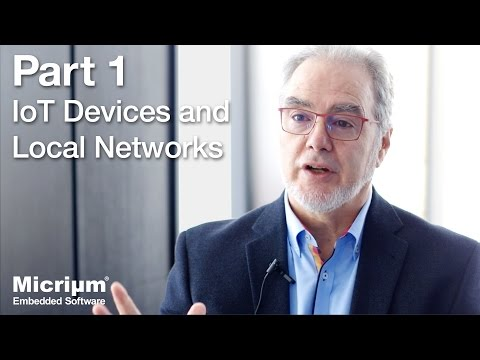 Internet Of Things [1/5]: Devices And Local Networks