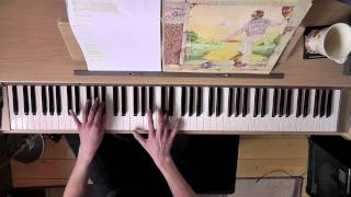 Goodbye Yellow Brick Road (Elton John Piano Cover)