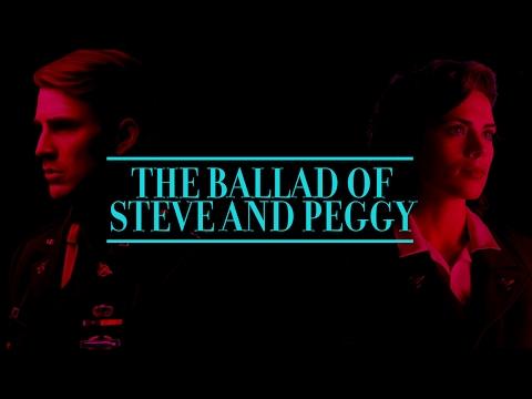 MCU Supercut - The Ballad of Steve & Peggy