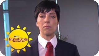 1 TAG als MANN – Ist das wirklich so schwer? Der Rollentausch | SAT.1 Frühstücksfernsehen | TV