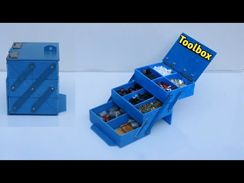 Download How To Make Toolbox || Homemade Toolbox