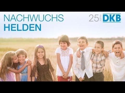 Crowdfunding-Aktion NACHWUCHSHELDEN startet - DKB unterstützt mit 25.000 Euro