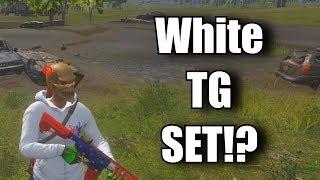 I GOT THE WHITE TwinGalaxies SET!! - H1Z1: King of the Kill - Highlights! | @ripLogan_