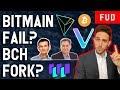 Bitmain $18B IPO? BCH HARD FORK? WaltonChain VeChain OmiseGo Bitcoin & Crypto News!