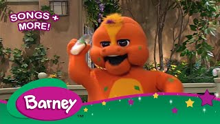 Barney|Make MUSIC With Anything!|SONGS for Kids