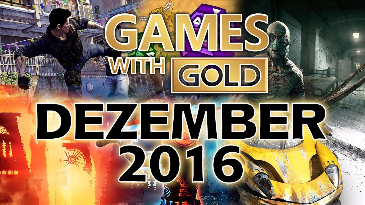 Games With Gold Dezember