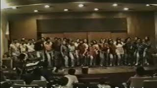 Malcolm Madness 1992 - Song Numbers by Seniors ('93 Law)