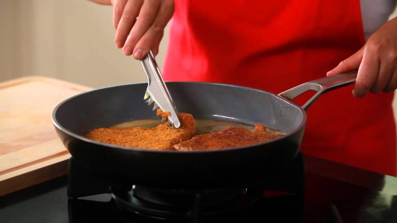 kipschnitzel bereiden