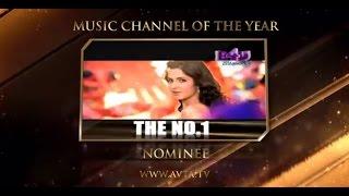 AVTA Nominee B4U Music, Music Channel Of The Year