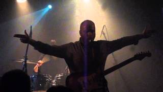 Antimatter - Firewalking - Live in Frankfurt
