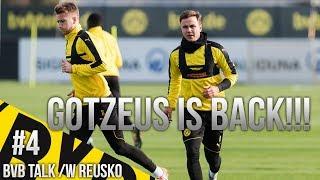 MARCO REUS IS BACK!!!! #BVBTalk /w Reusko |HD
