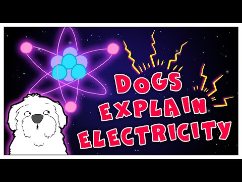 Two Dogs Explain Electricity | Animated Storytime