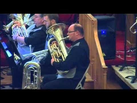 "Capital City Brass Band ""A Highland Christmas"" concert December 12, 2014"