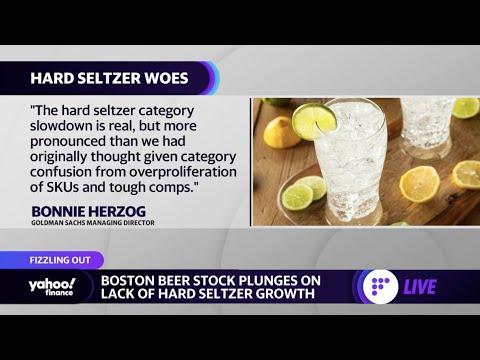 Boston Beer falls flat on Q2 earnings miss, weak hard seltzers sales