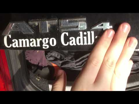 2013 Cadillac ATS In-Depth Review & Start-Up With Revs