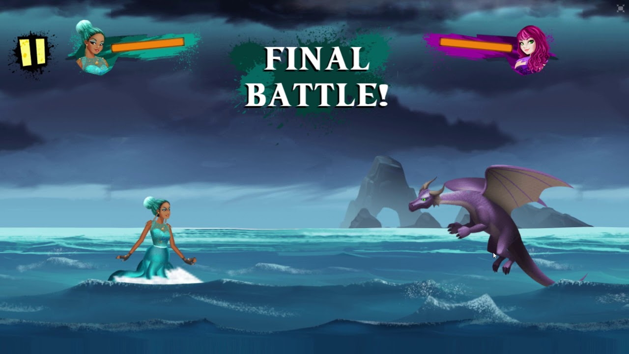 Descendants 2 Mal vs Uma - Play Free Action Games at Joyland!