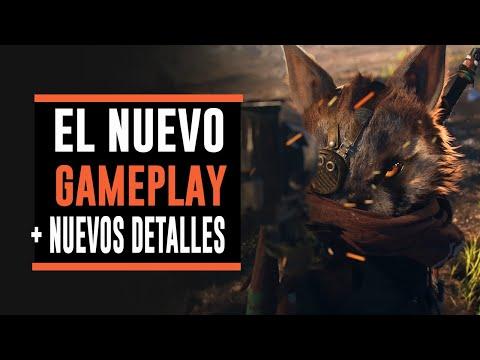 El NUEVO GAMEPLAY de BIOMUTANT y TODOS sus NUEVOS DETALLES