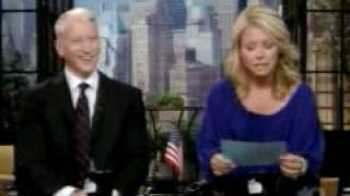 5 10 06 30 09 anderson cooper on live with regis kelly