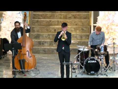 Dana School of Music:  Jazz Quintet December 8, 2016