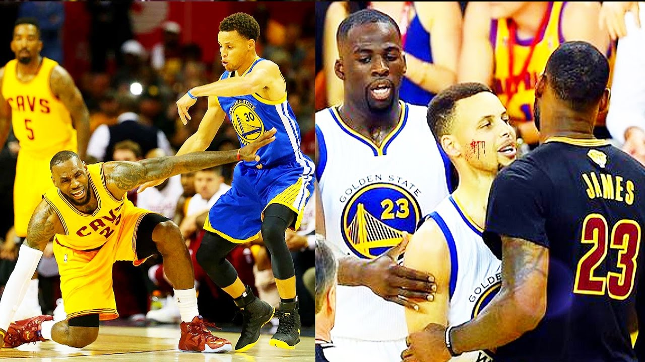 STEPHEN CURRY vs LEBRON JAMES - NBA 2K17 Gameplay - YouTube