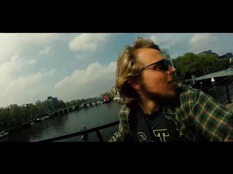 How to ride a bike through Amsterdam & not die