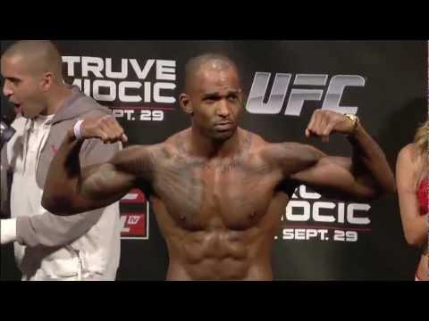 UFC: Struve vs Miocic Weigh-Ins