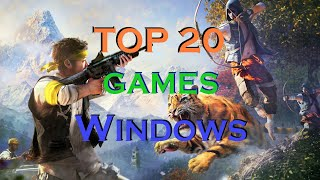 Top 20 FREE Games on Windows 10 Store 2018 - 2019