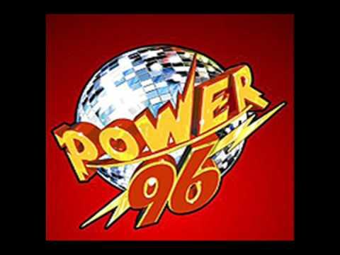 """Power 96 Part # 1 - With DJ Diego Diaz & Leo Vela - June1994 - """"Disco Mix"""""""