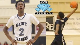 Here's a throwback mix of malik beasley (denver nuggets) and kobi simmons (arizona freshman entering draft) back when they played at st francis together.make...