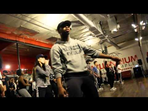 @JustinBieber - I'll Show You | @AntoineTroupe Choreography