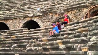 видео Турция - Сиде (Side)
