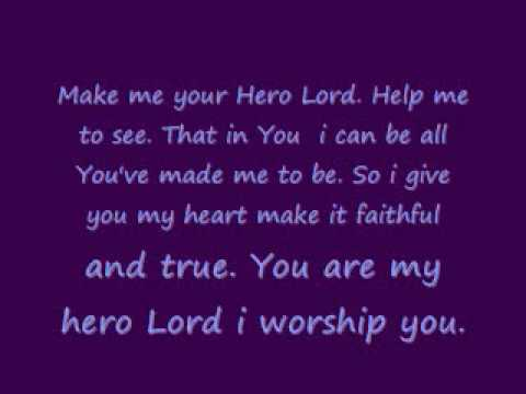 Hero Headquaters Songs  - You are my Hero Lord.   #5