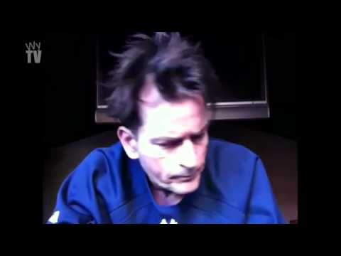 Charlie Sheen Crazy Live Rant On Ustream