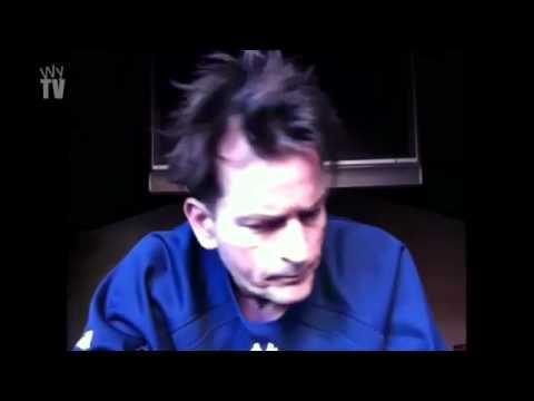 Charlie Sheen Crazy Live Rant On Ustream
